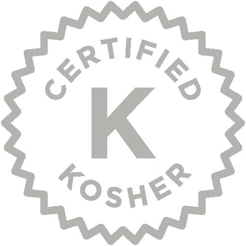 Certified Kosher