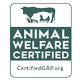 G.A.P. Animal Welfare Certified