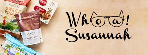 Whoa Susannah's favorites