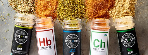 Spiceology & Spice Cave