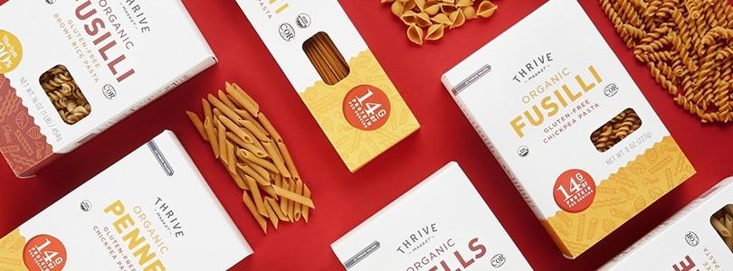 New Thrive Market Organic Pastas &  Perfect Companions
