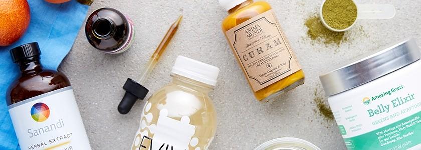 Tonics & Elixirs