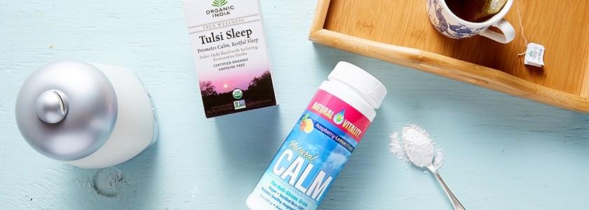 Stress, Mood, Relaxation & Sleep