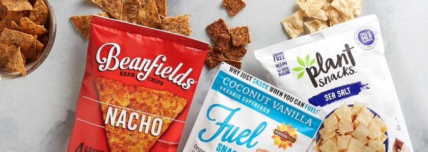 Foodie Fuel + Beanfields + Plant Snacks