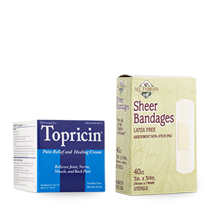 First Aid & Topical Treatment