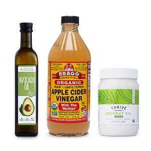 Ghee, Oils & Vinegars
