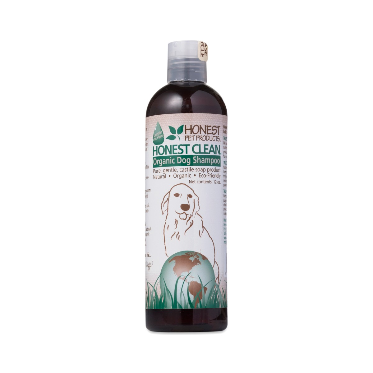 12 Oz Organic Dog Shampoo By Honest Pet Thrive Market