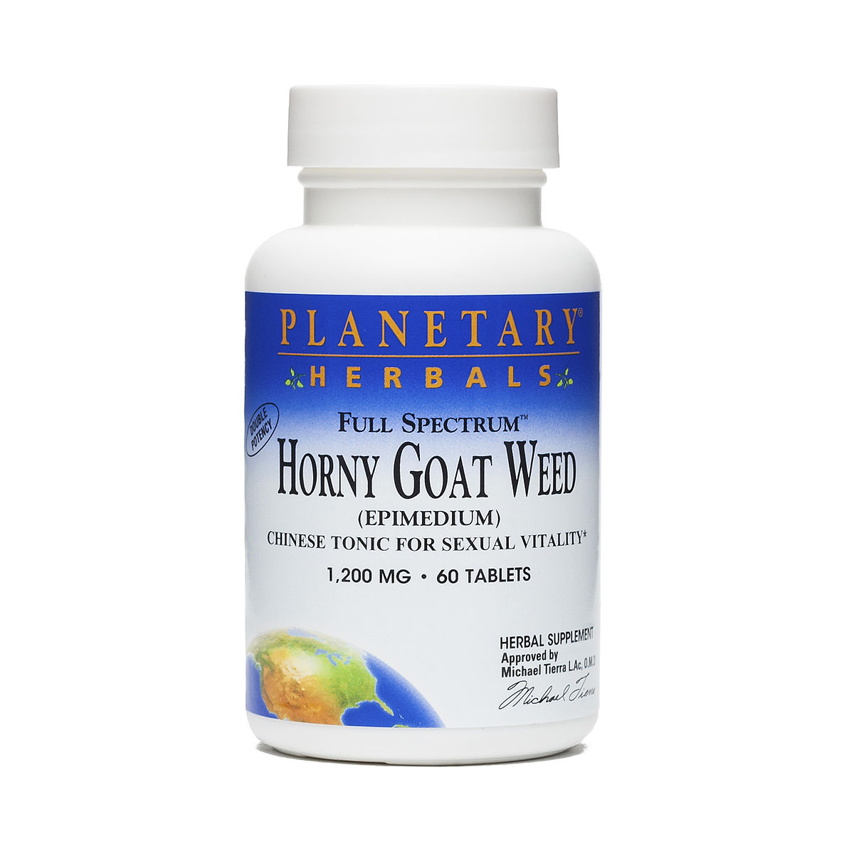 Horny Goat Weed Full Spectrum By Planetary Herbals