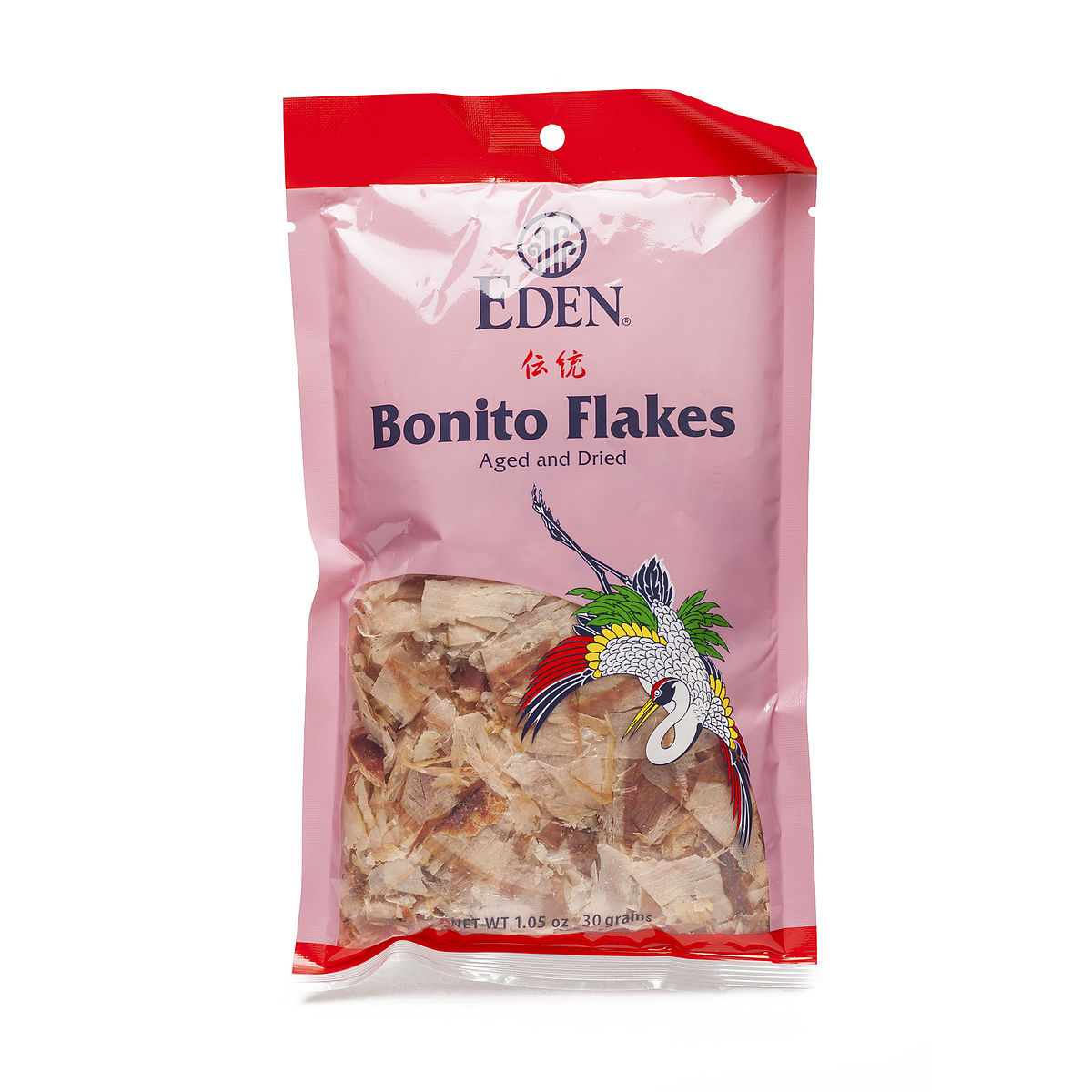 Oz bonito flakes by eden foods thrive market for Bonito fish flakes