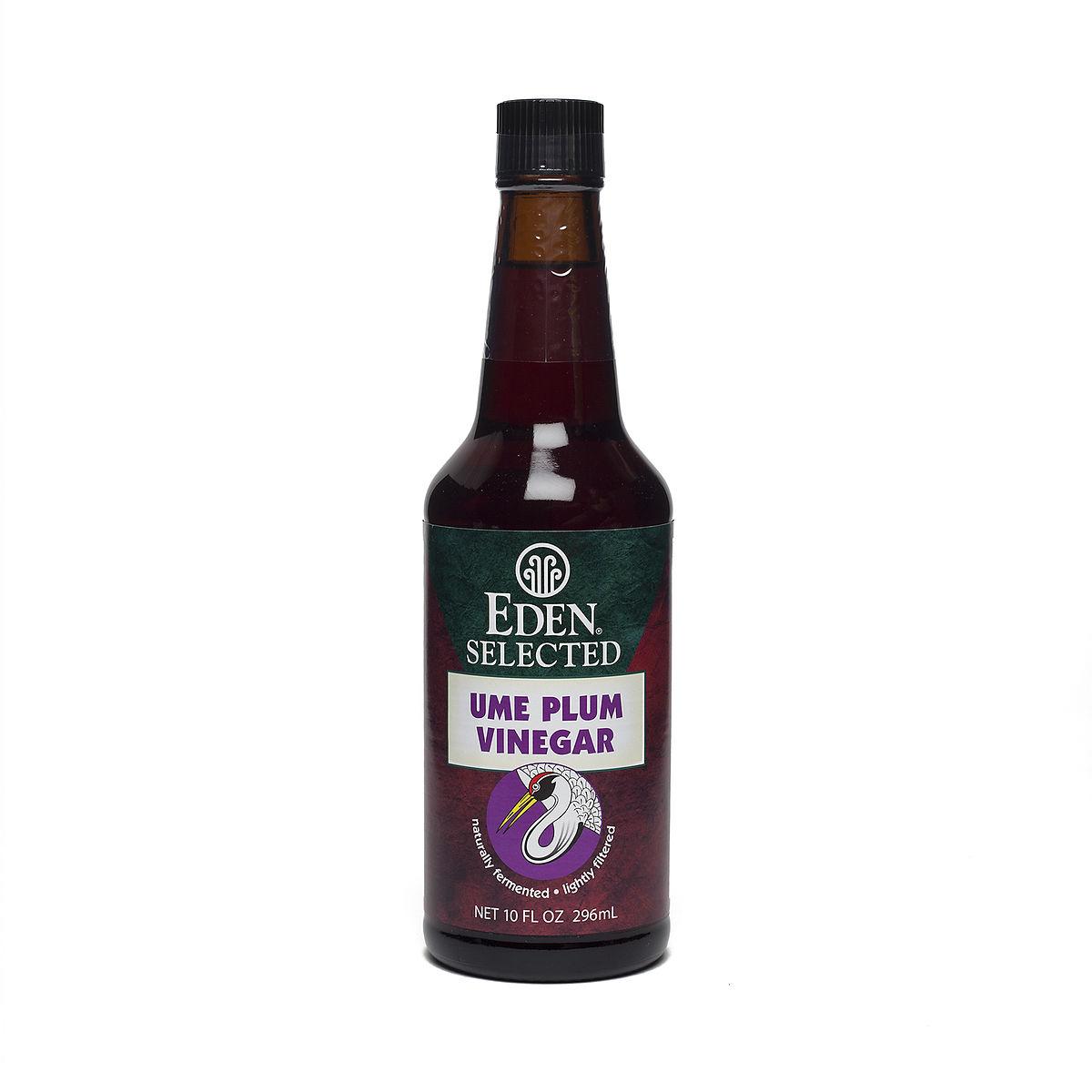Eden Foods Raw Ume Plum Vinegar Thrive Market