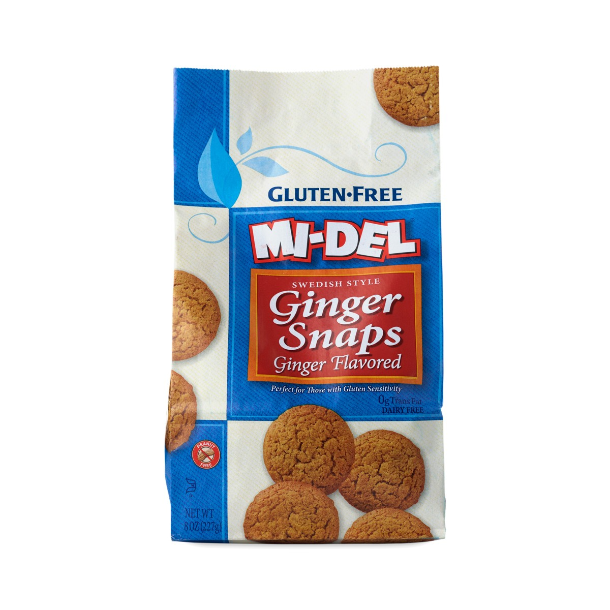 Are ginger snaps gluten free