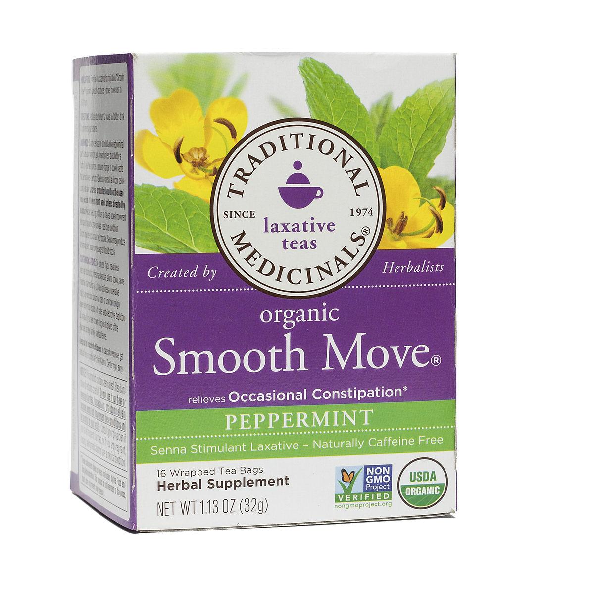 Smoothe move tea