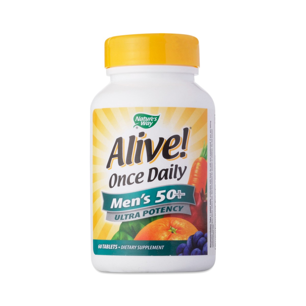 Nature S Way Alive Men S Multivitamin Review