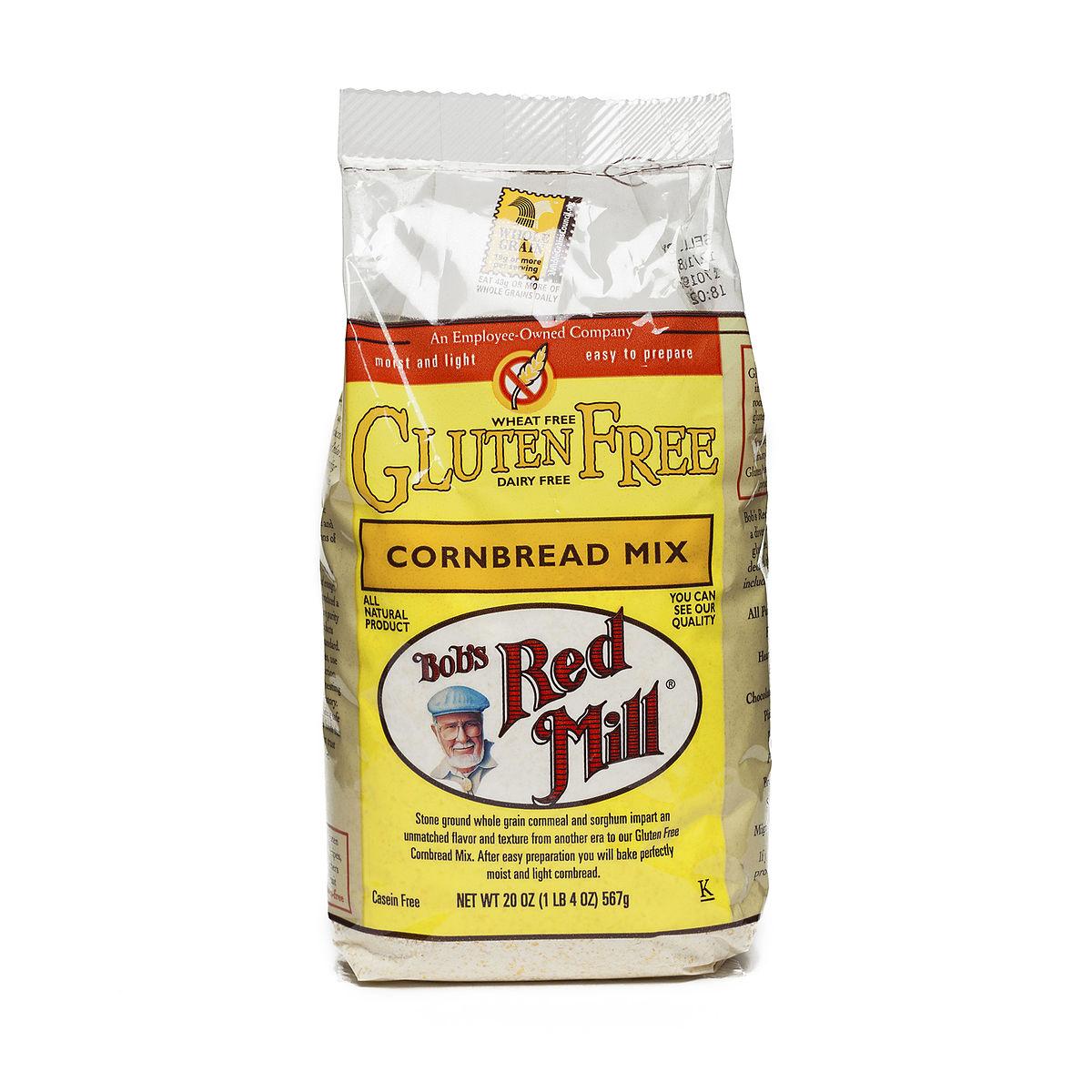 Gf cornbread mix