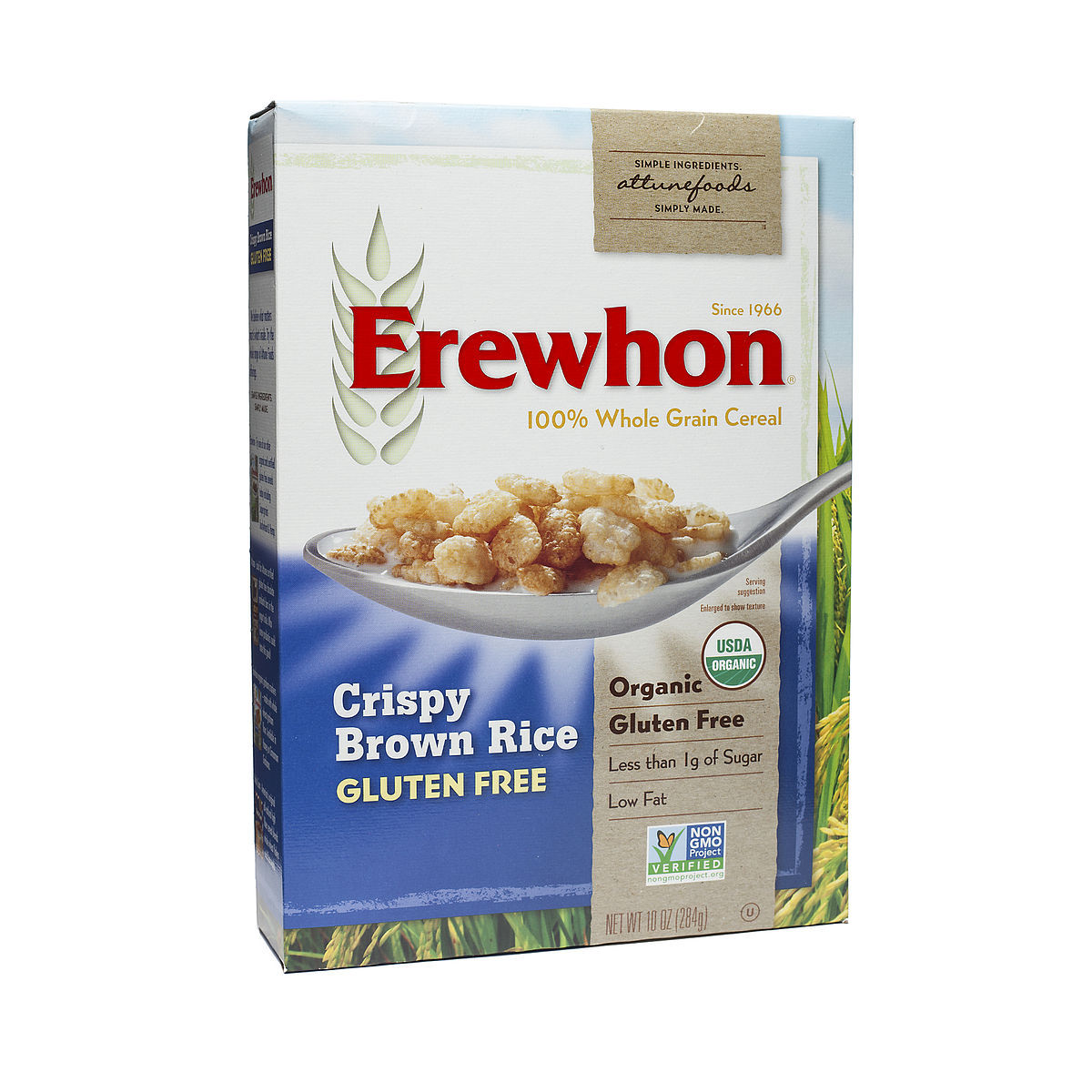 Erewhon crispy brown rice