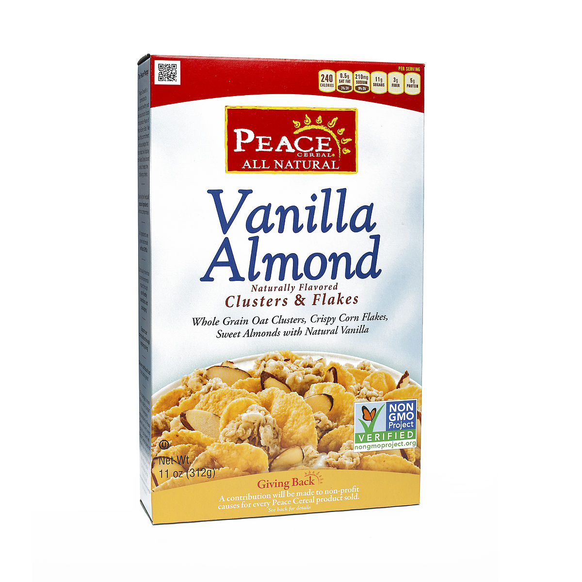 Vanilla Almond Clusters & Flakes Cereal