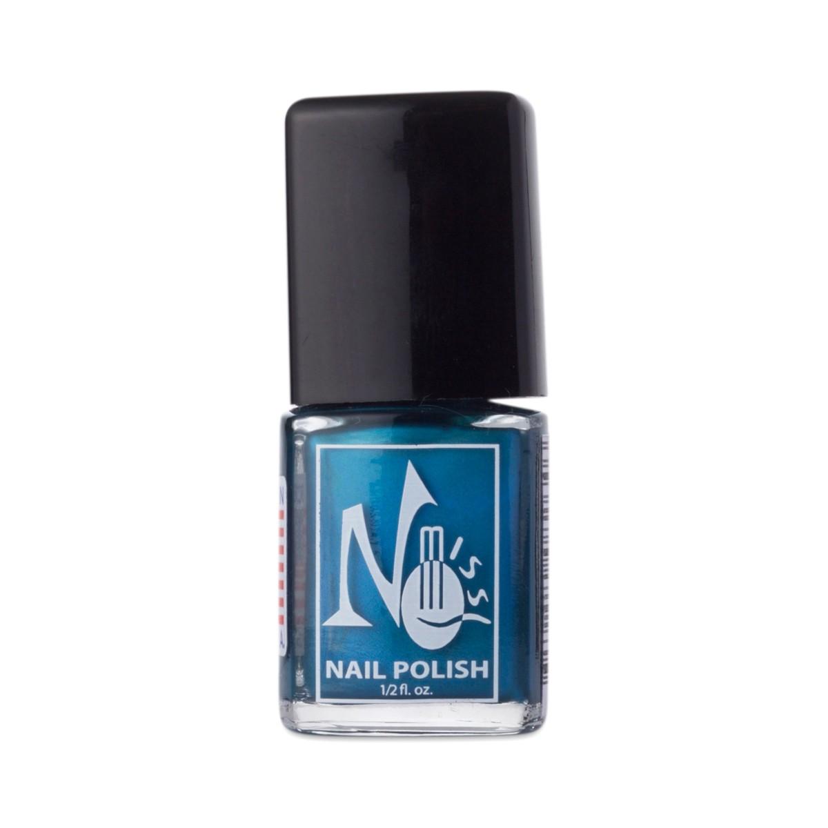 No Nail Polish: No Miss Cosmetics Temple Terrace Turk One-Coat Nail Polish