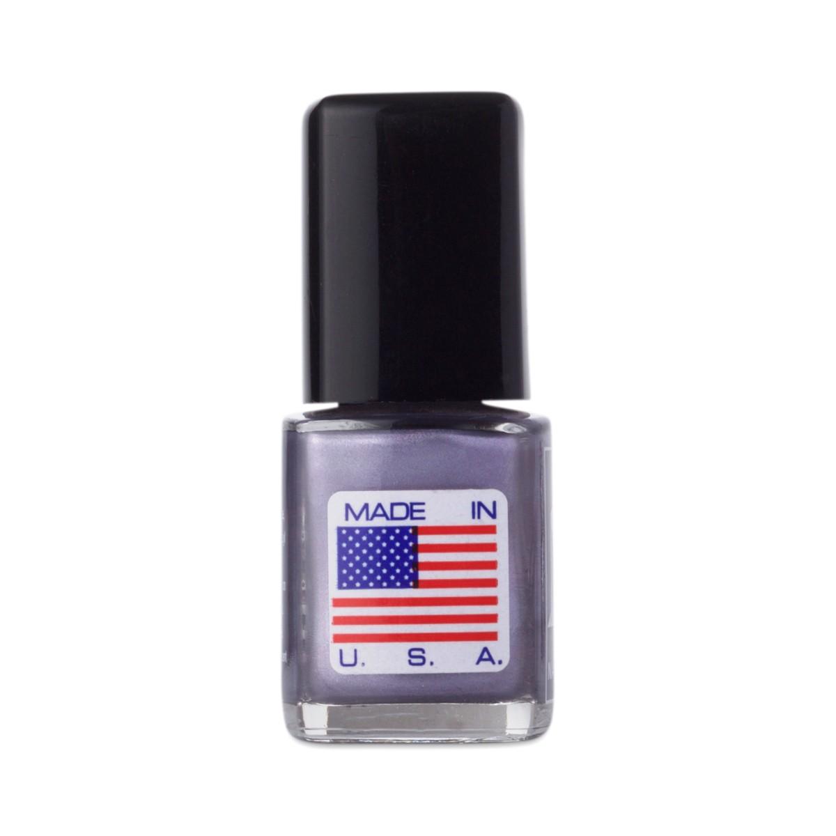No Miss Cosmetics Largo Lilac One Coat Nail Polish