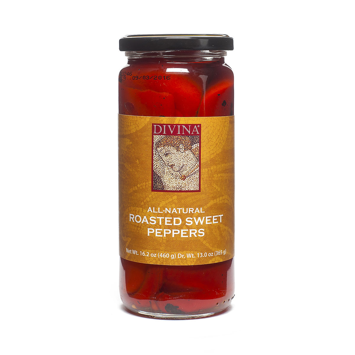Divina Roasted Sweet Peppers - Thrive Market