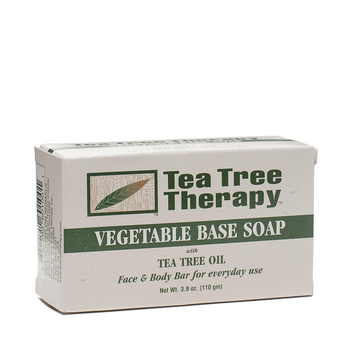 Best tea tree soap