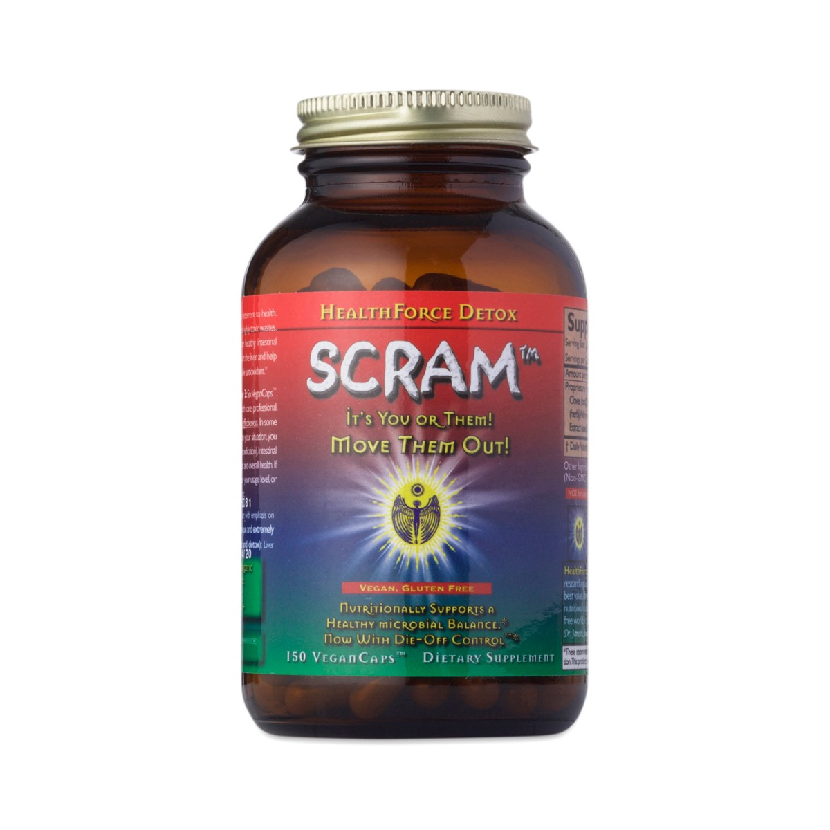 Healthforce Scram Internal Parasite Formula Thrive Market