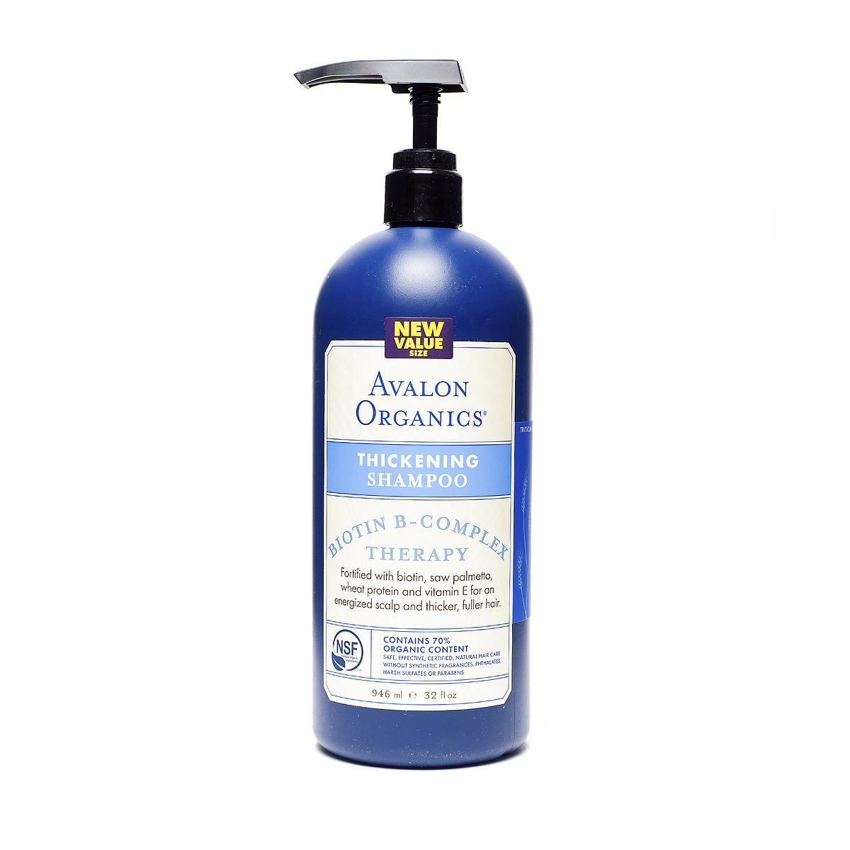 Thickening shampoo that works