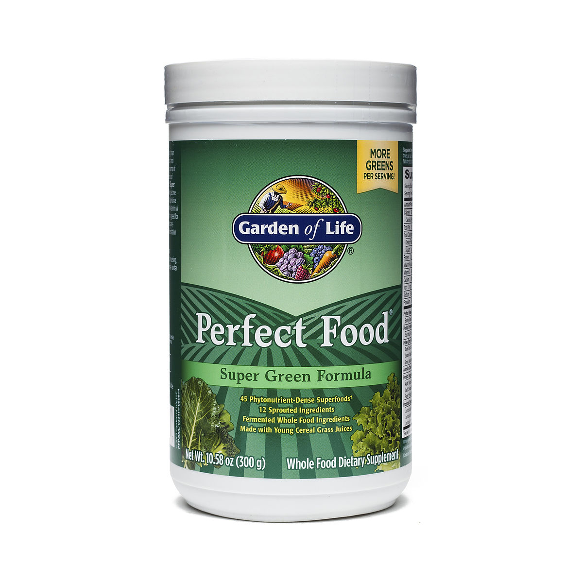 garden of life perfect food super green powder thrive market