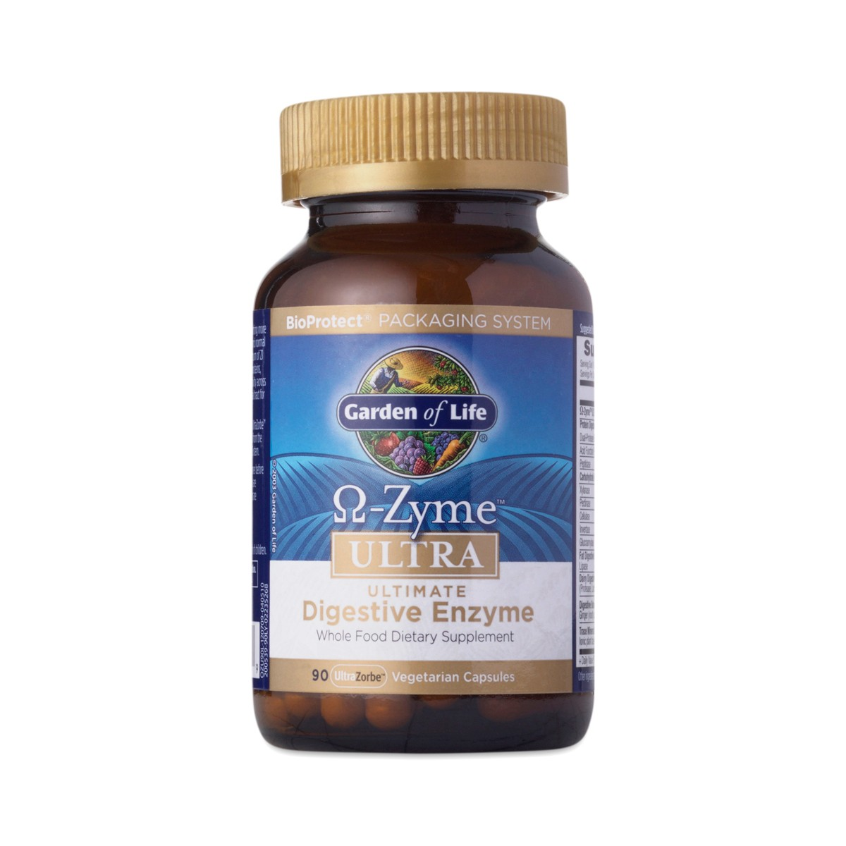 Garden of life zyme ultra digestive enzyme blend - Garden of life digestive enzymes ...