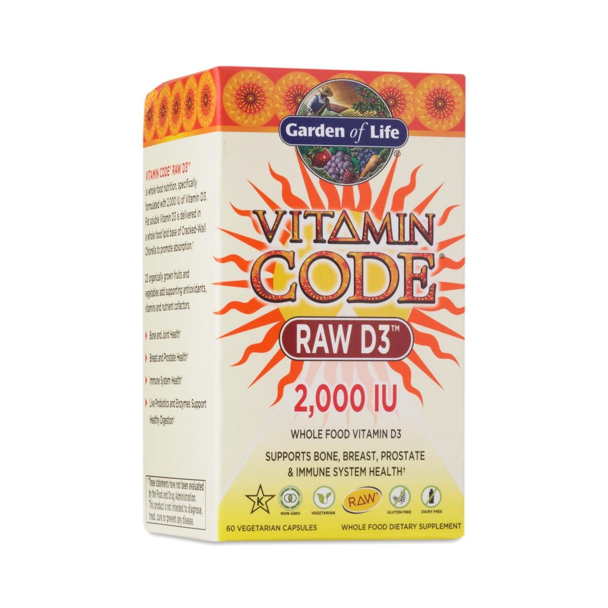 Vitamin code d3