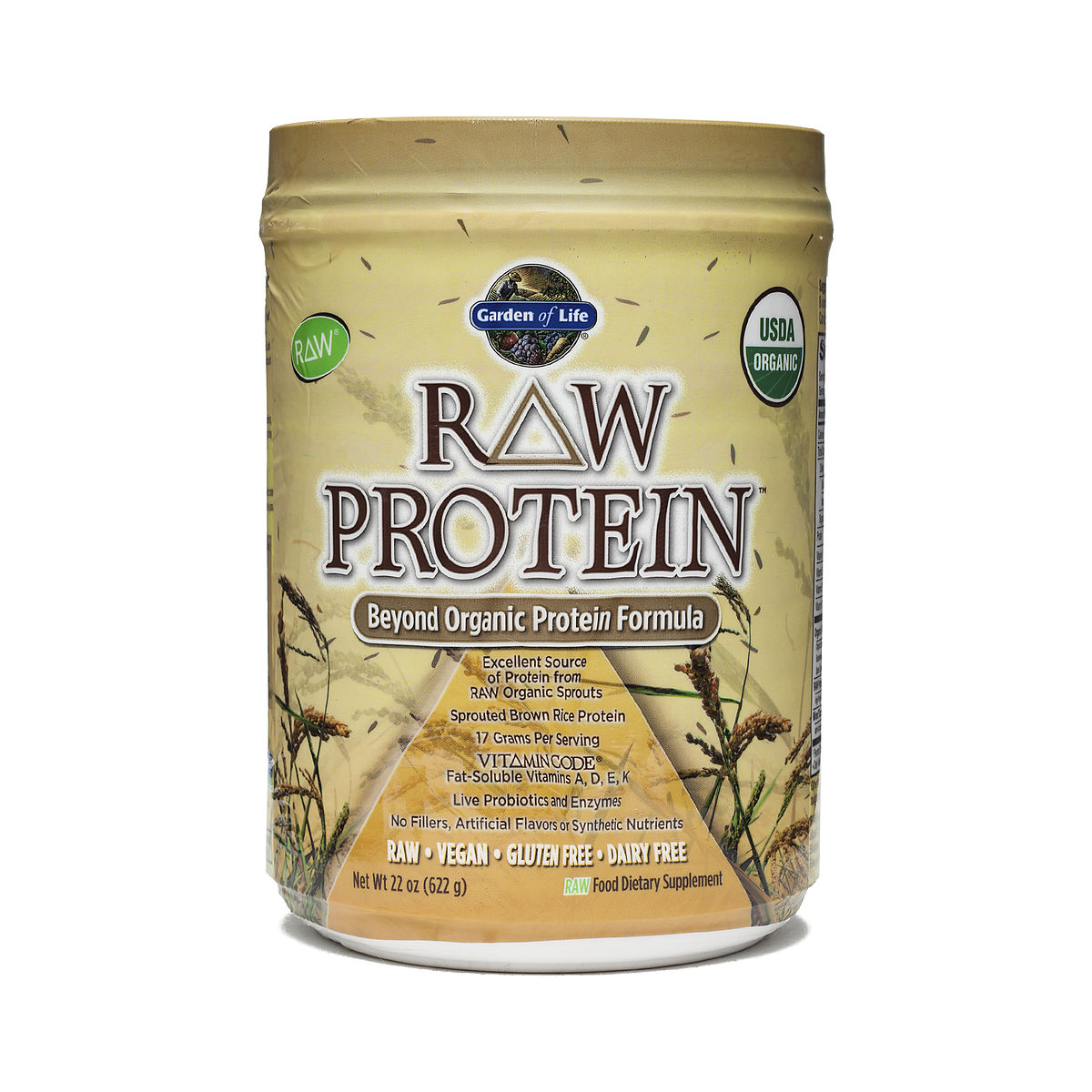 Raw Organic Protein Powder Thrive Market