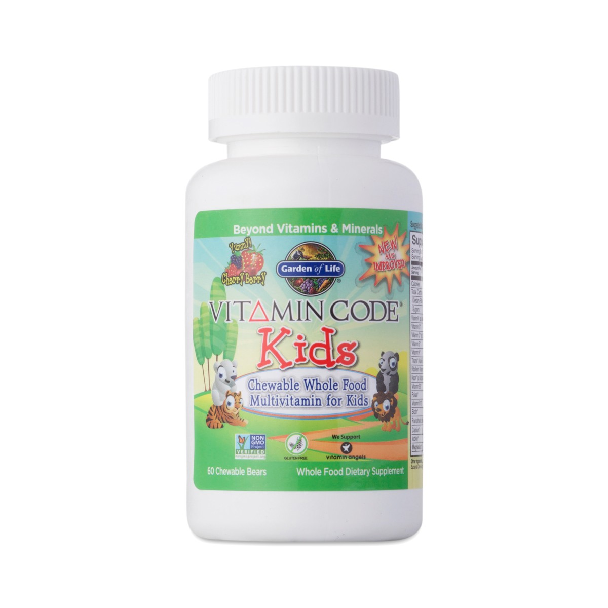 Vitamin Code Kid 39 S Multivitamin By Garden Of Life Thrive Market