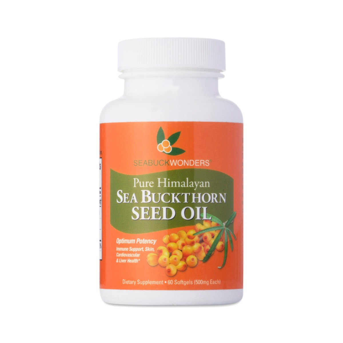 Sea buckthorn oil review
