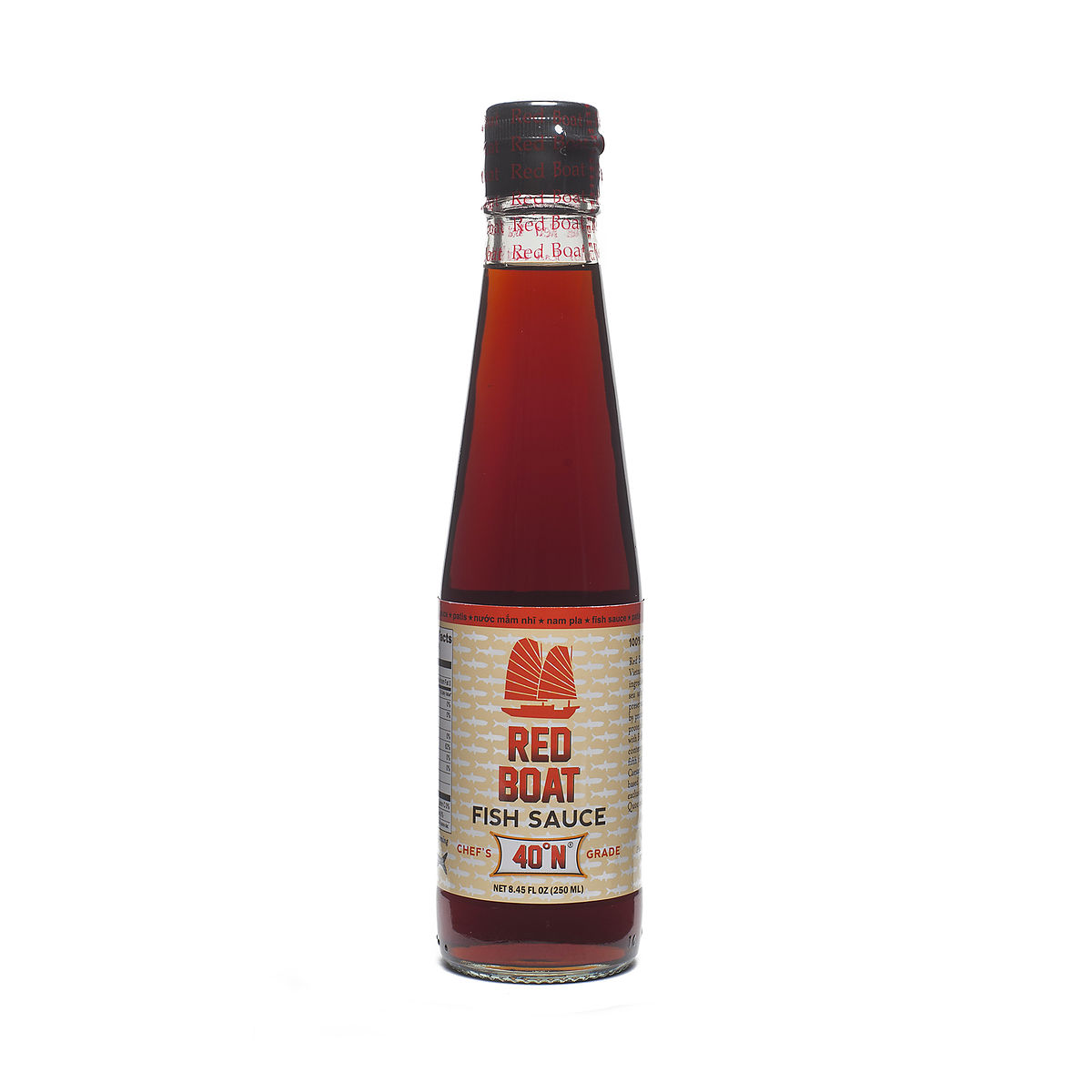 Red boat fish sauce fish sauce thrive market for Is fish sauce gluten free