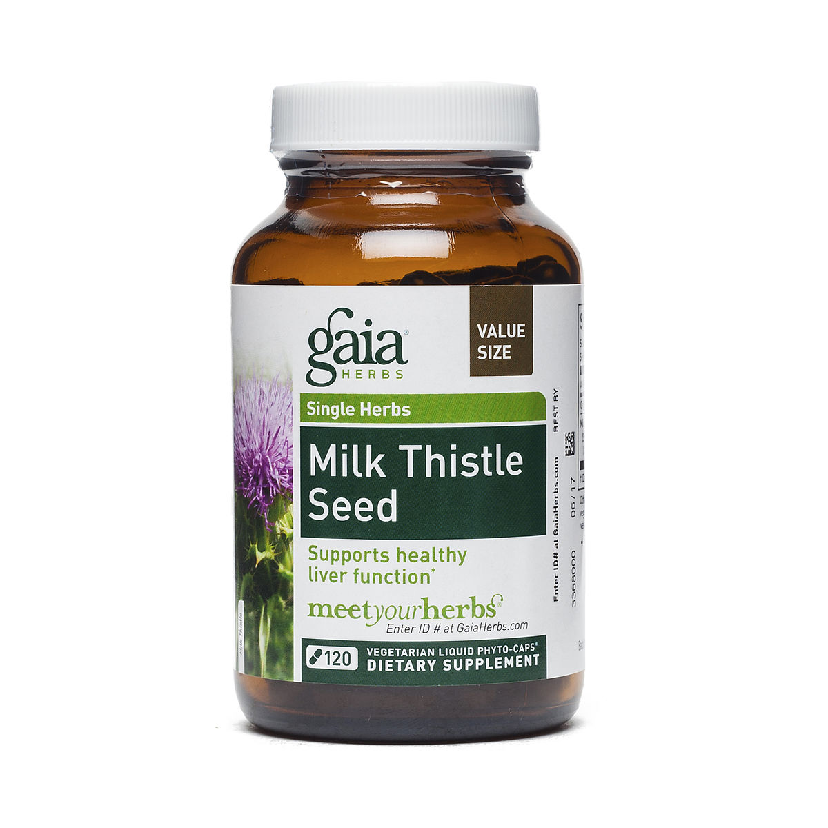 Gaia milk thistle