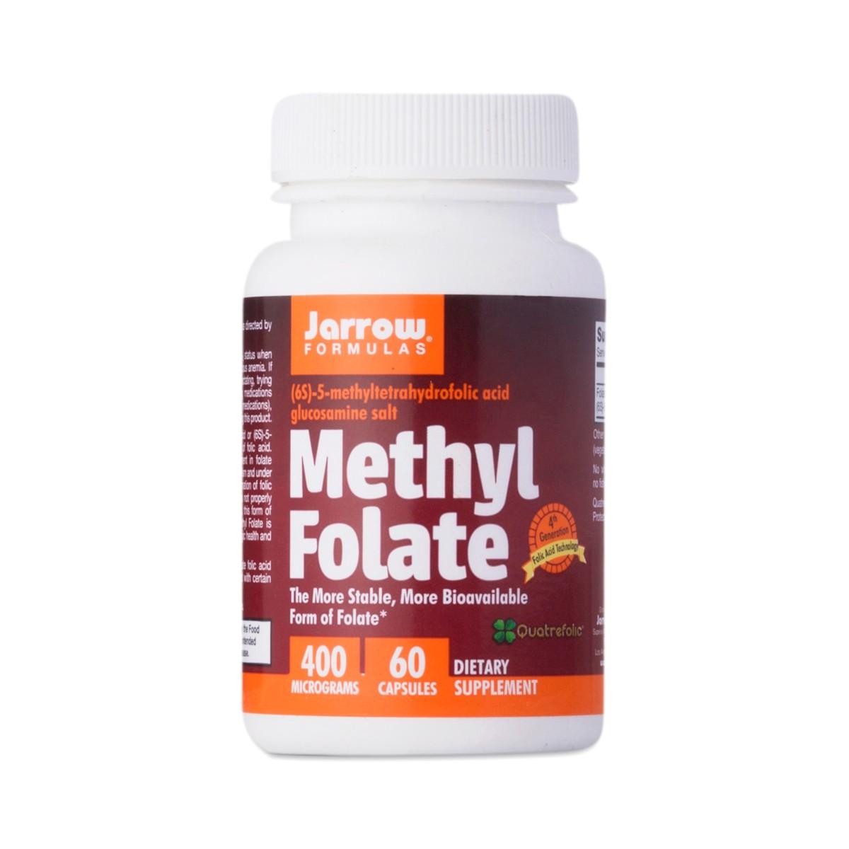 Methyl folate supplement
