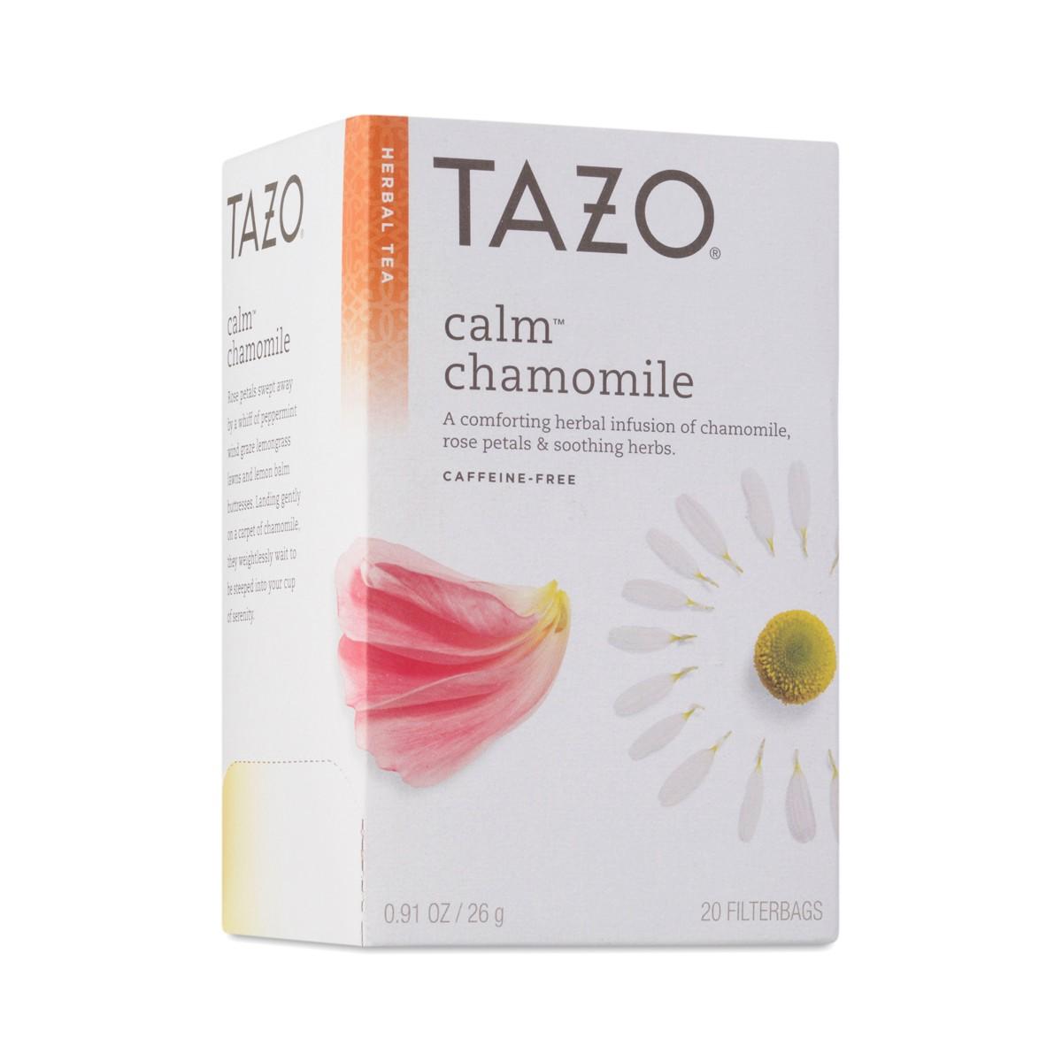 Tazo chamomile