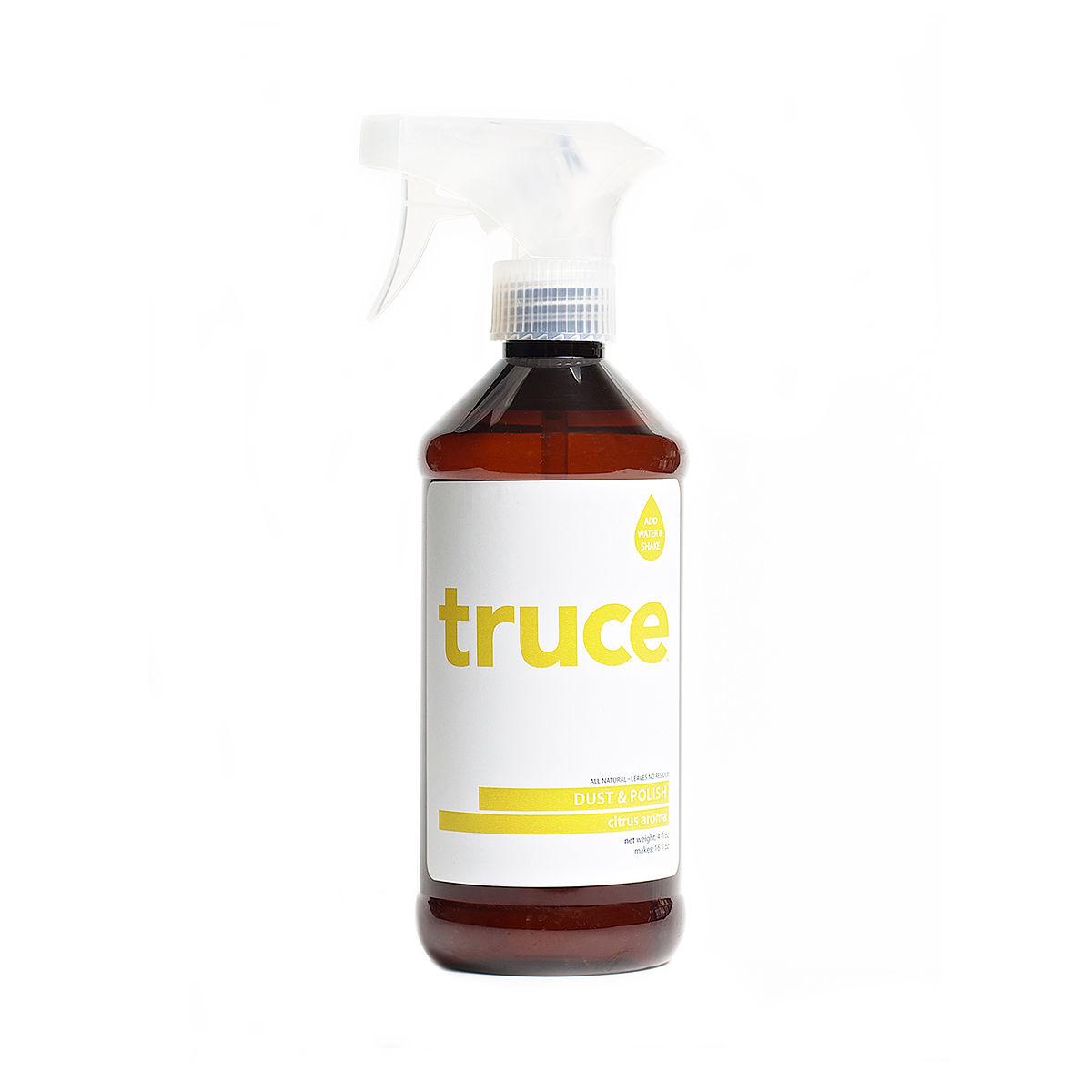 16 Oz Orange & Lemon Wood Cleaner By Truce