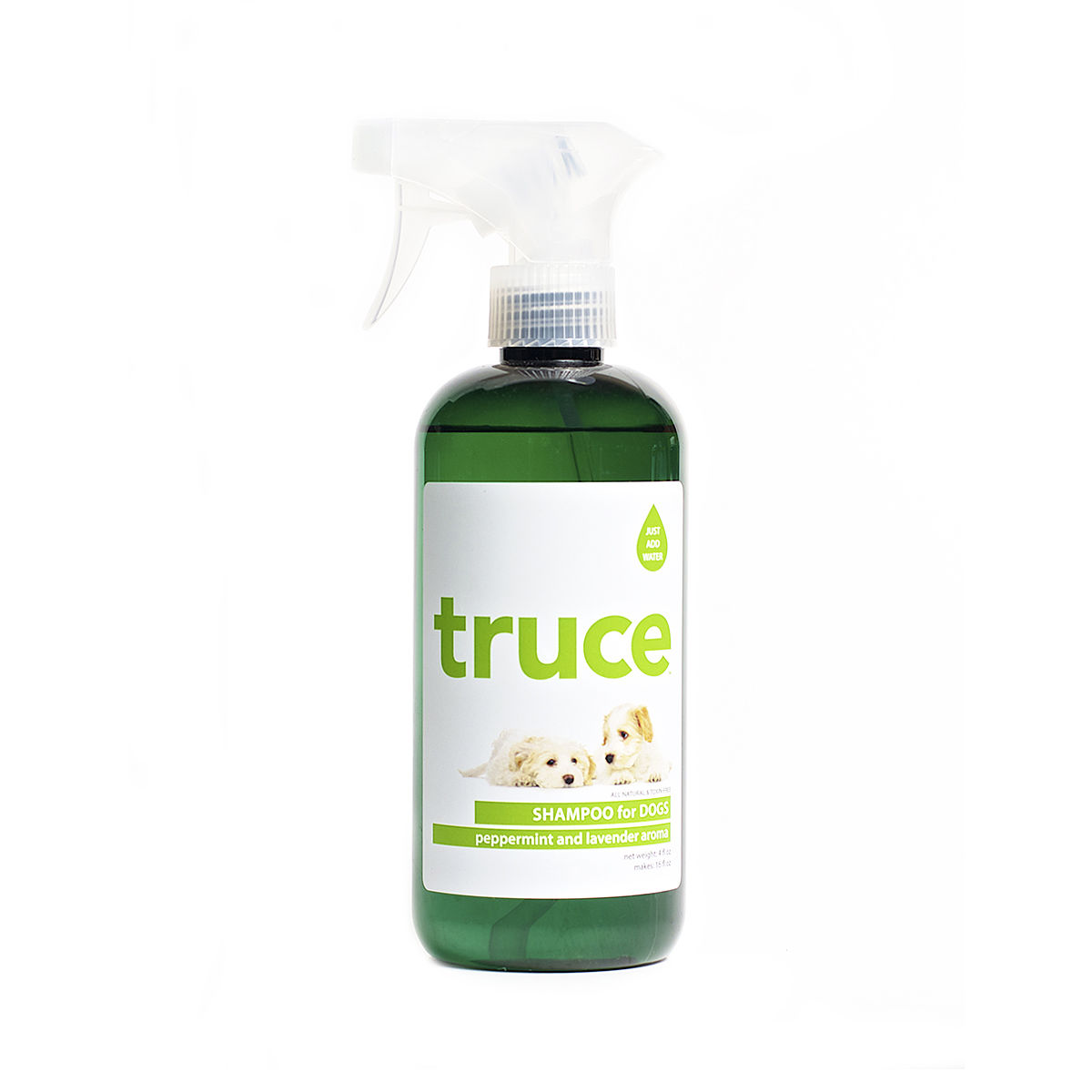 Truce Dog Shampoo Lavender Amp Peppermint Thrive Market
