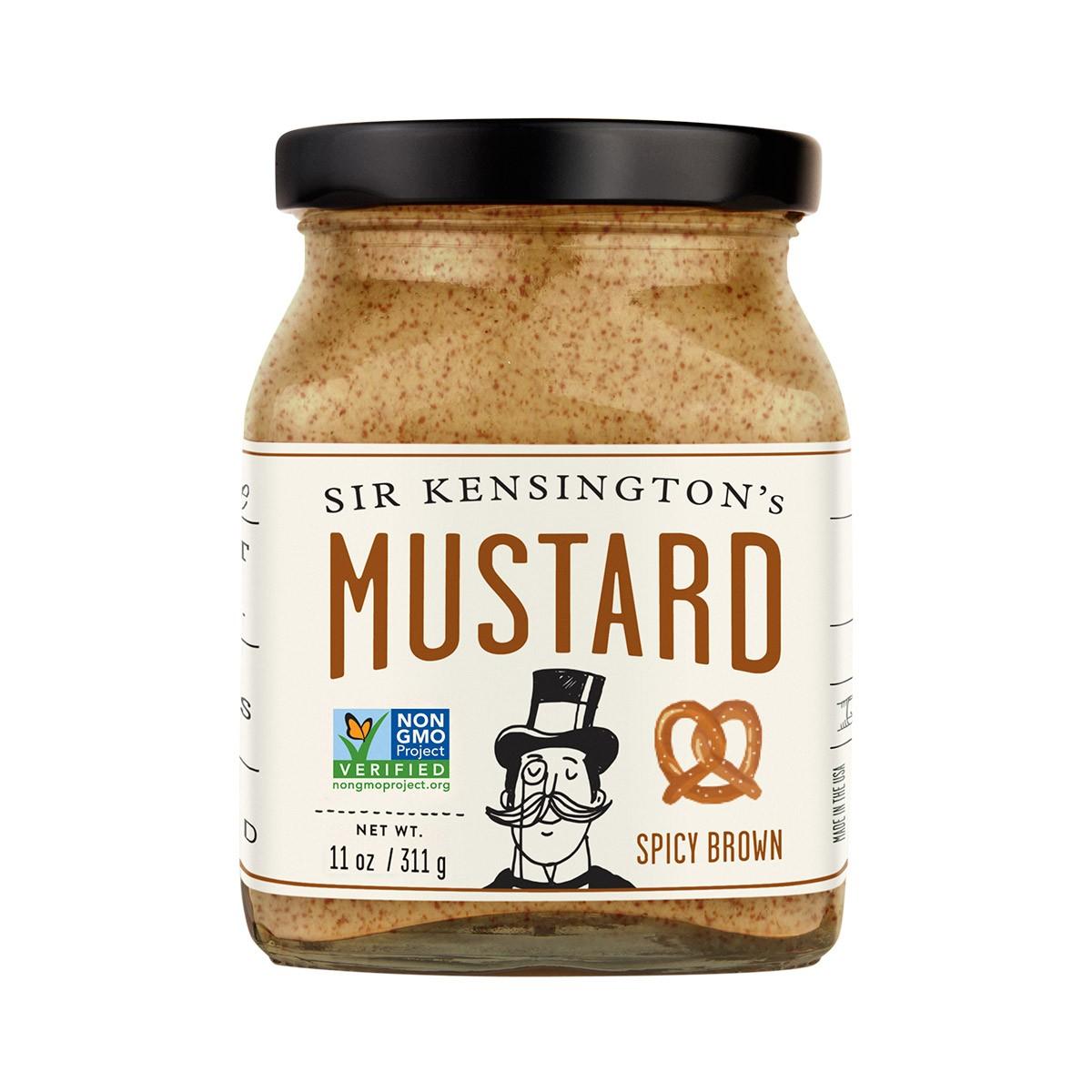 Sir Kensington S Spicy Brown Mustard Thrive Market