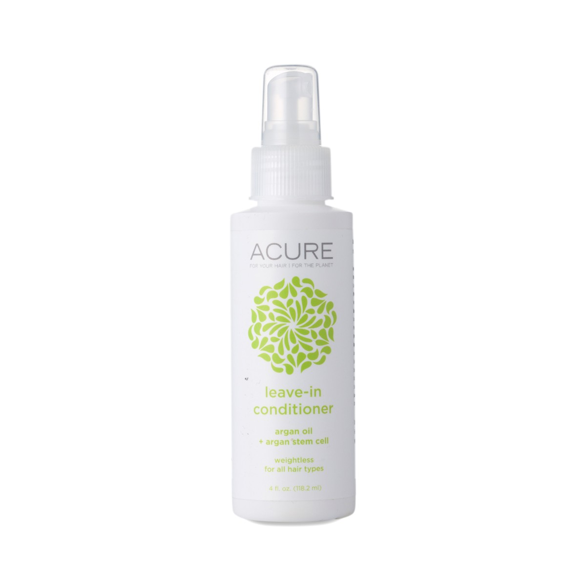 Argan Stem Cell Leave-In Conditioner By Acure Organics