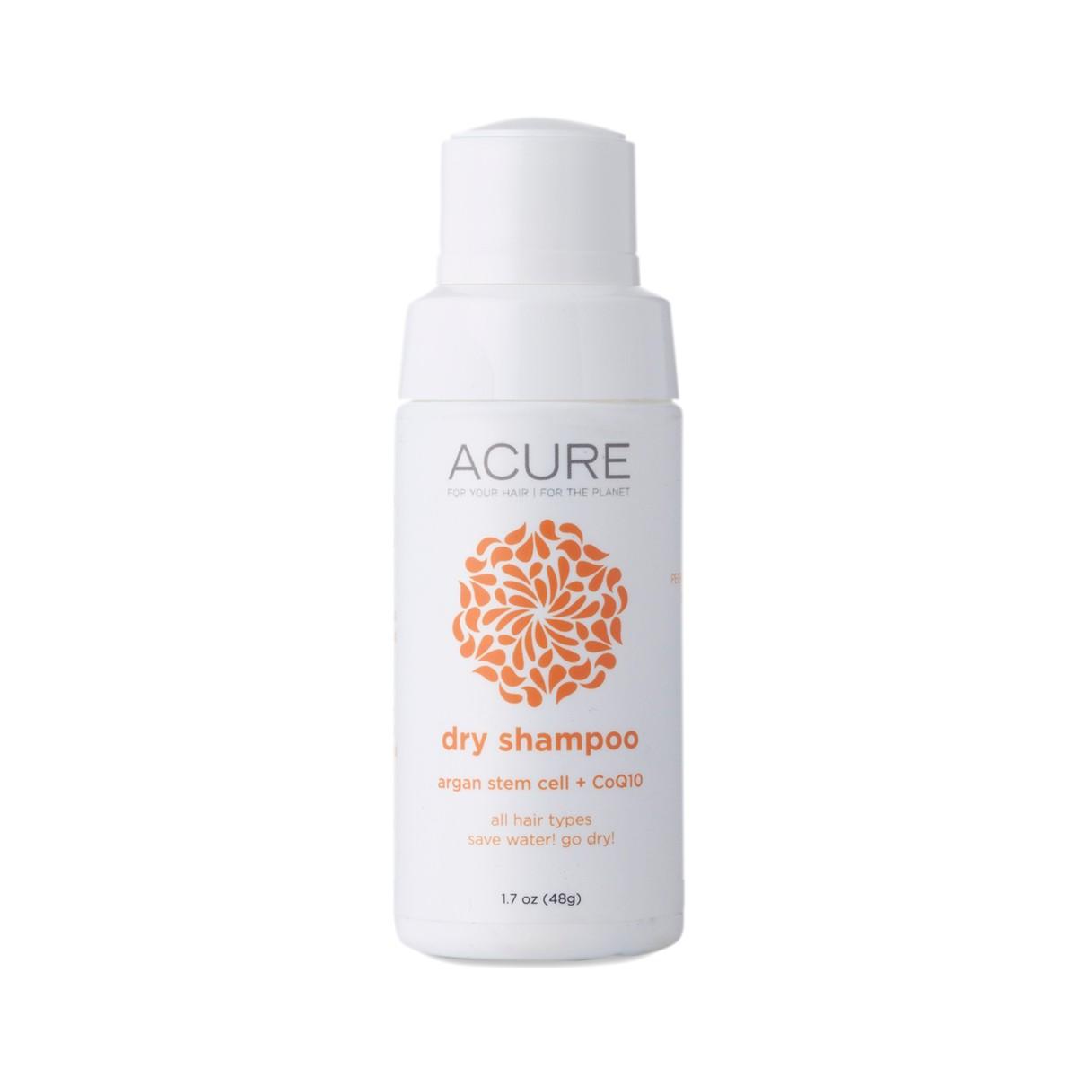 1.7 Oz Argan Stem Cell Dry Shampoo By Acure Organics