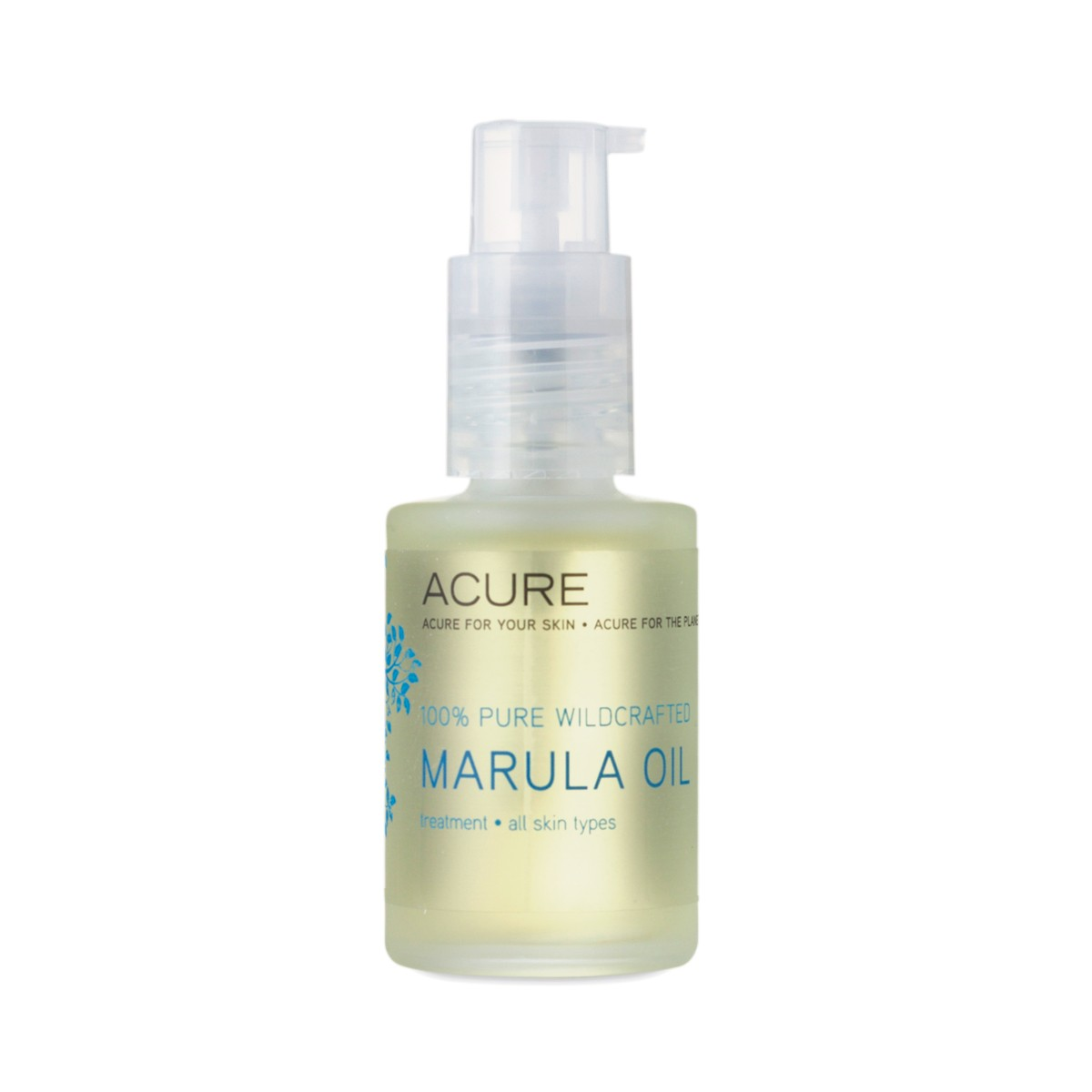 1 Oz Marula Oil 100% Pure Wildcrafted By Acure Organics