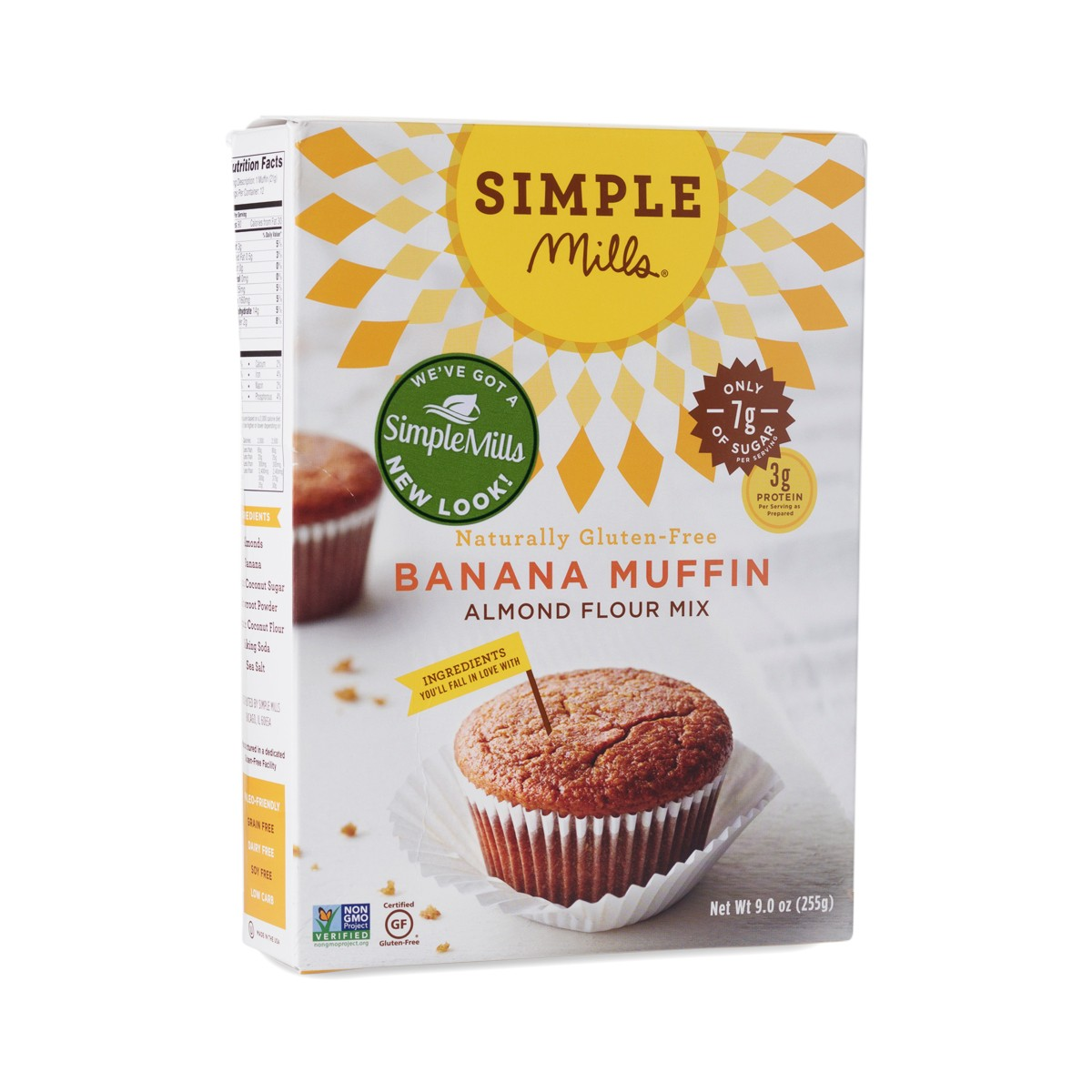 Simple Mills Banana Muffin Mix Thrive Market