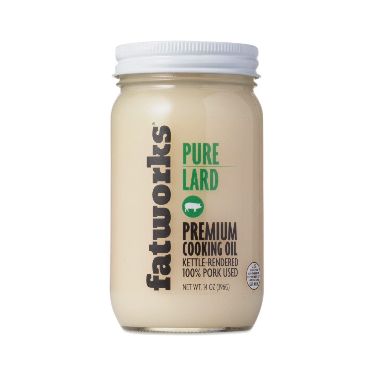 Fatworks Foods Pure Lard Thrive Market