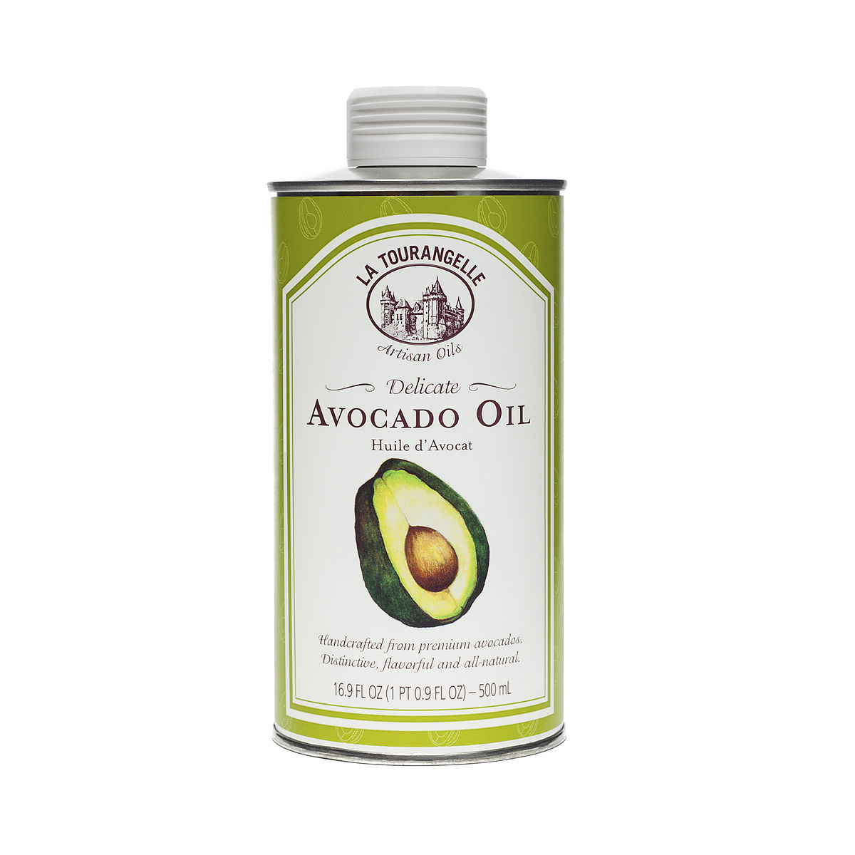 Avocado Oil 500 Ml Bottle By La Tourangelle Thrive Market