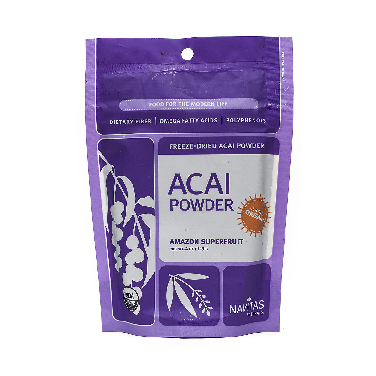 Navitas Naturals ACAI POWDER from Thrive Market
