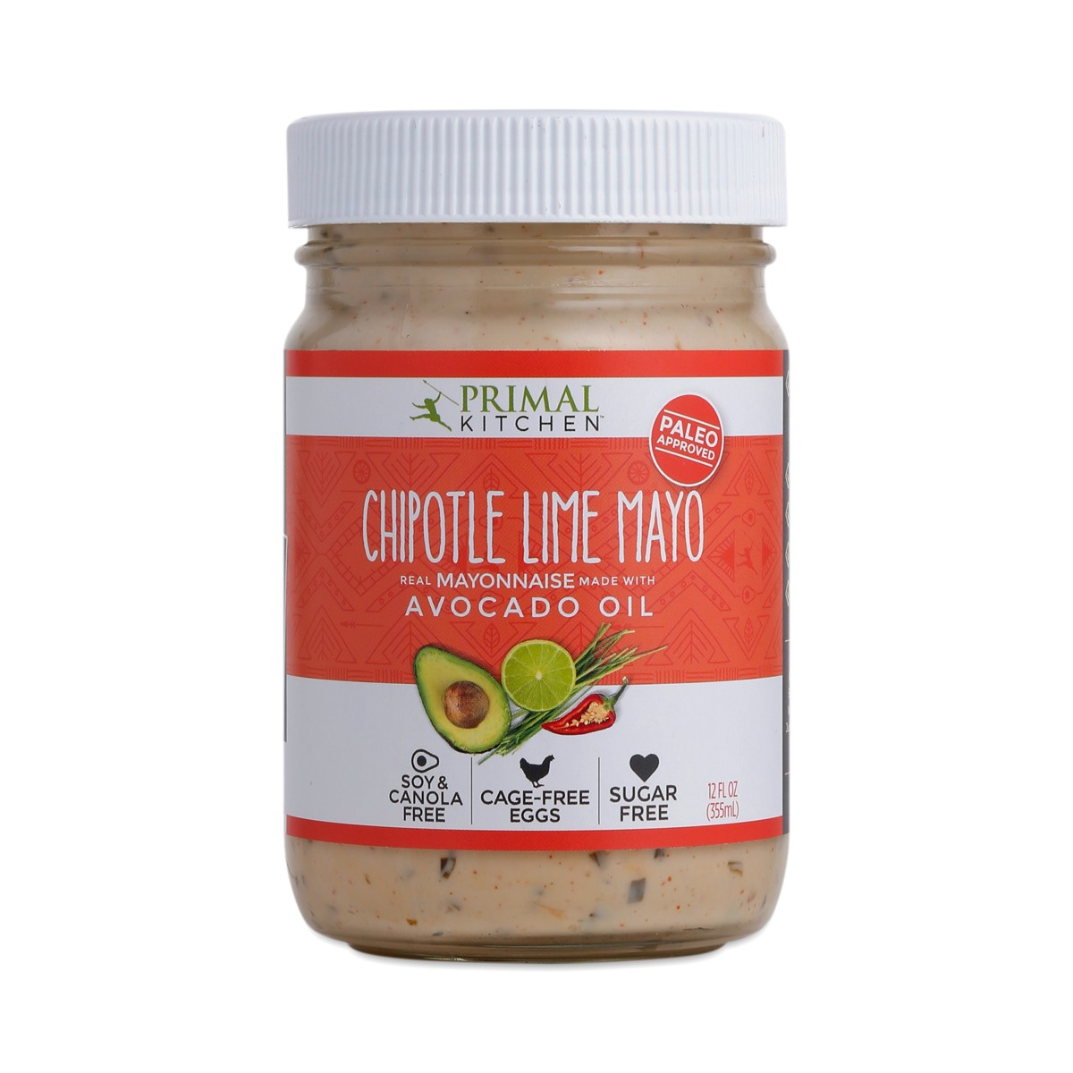 Primal Kitchen Chipotle Lime Mayo with Avocado Oil - Thrive Market