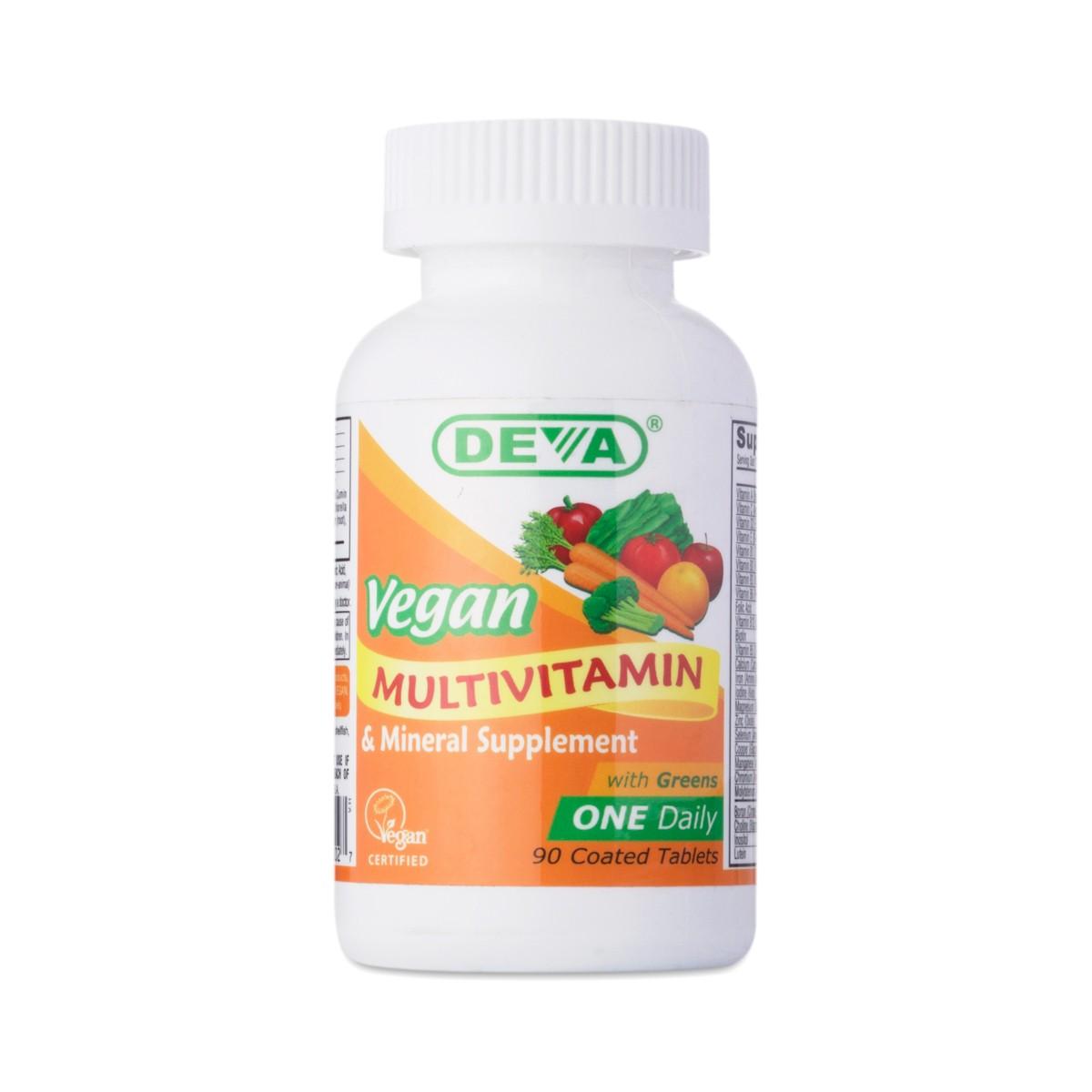 Multivitamins for vegans