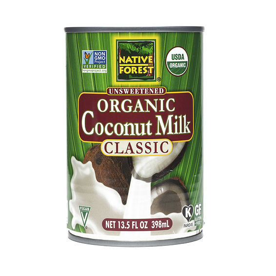 Organic Coconut Milk By Native Forest Thrive Market
