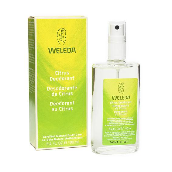 Weleda deodorant review
